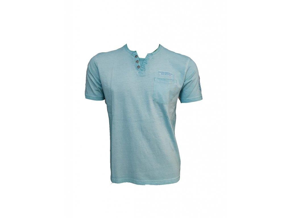 modré triko p
