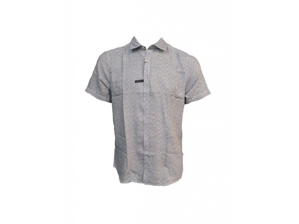 bílá košile p