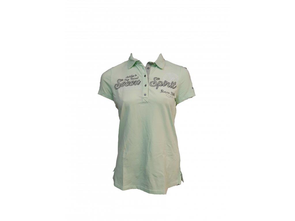 triko zelene p