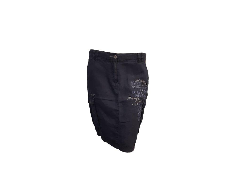 sukně černá p
