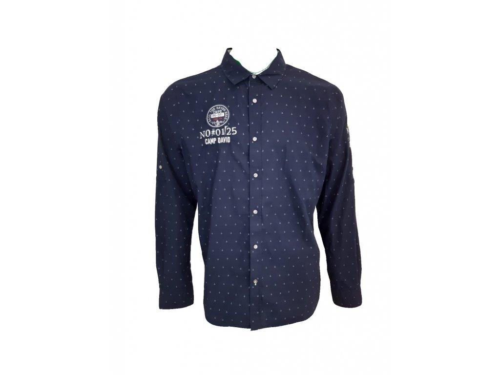 košile kotva p