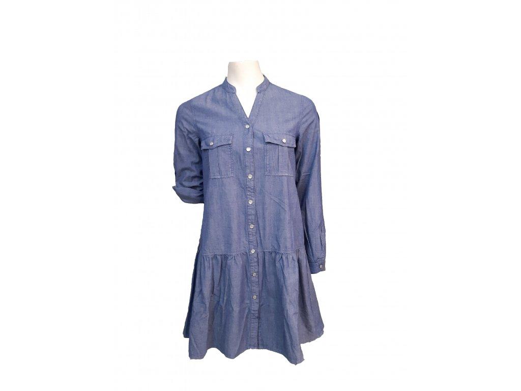 riflové šaty p