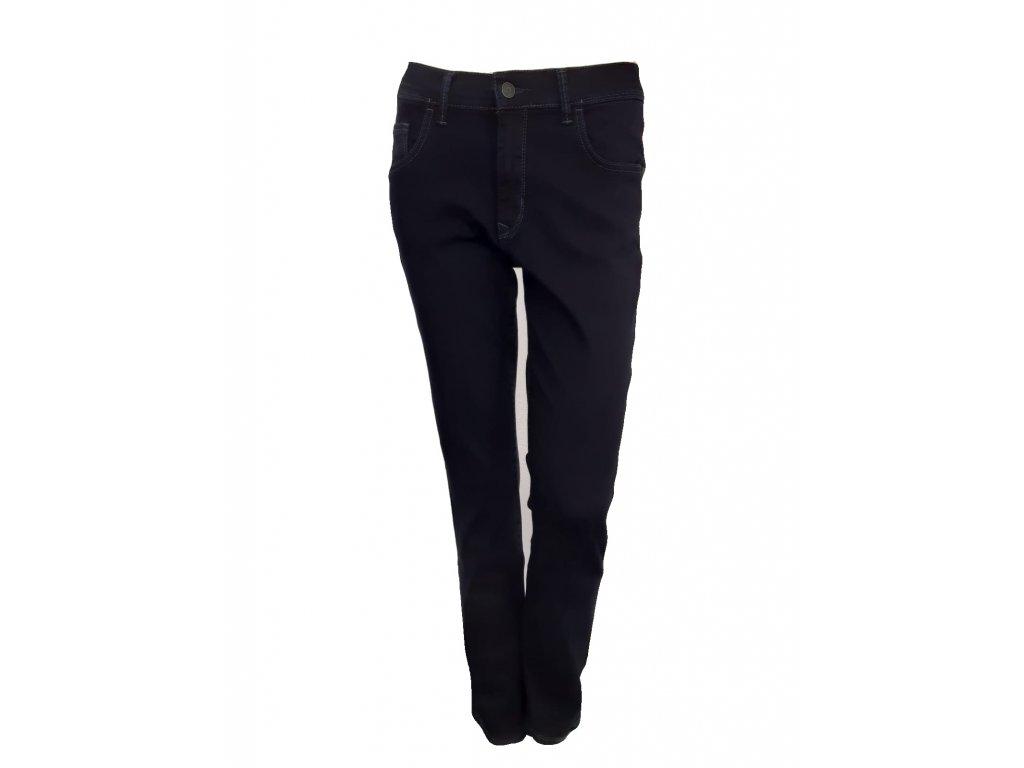 kalhoty černé 2 p