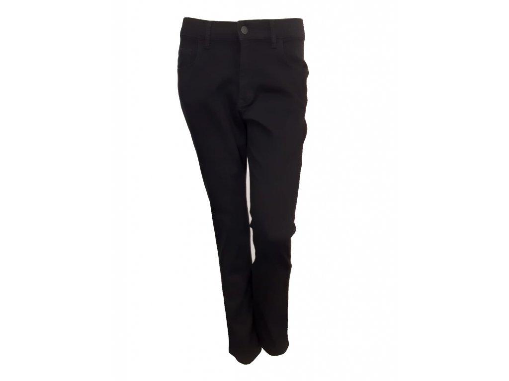 kalhoty černé p