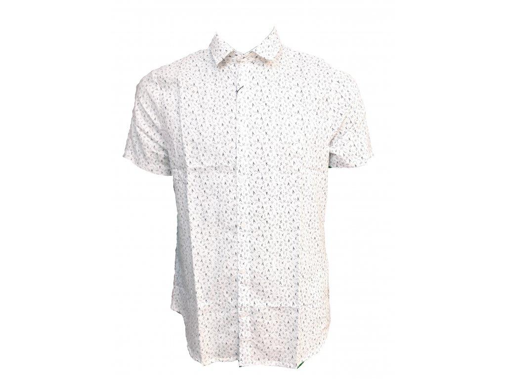 košile bíílá p