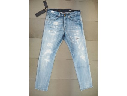 riflové kalhoty GIUSTO replay (WE ARE REPLAY) 0b69279323c