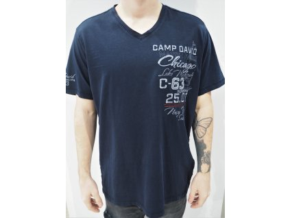 tričko Camp David