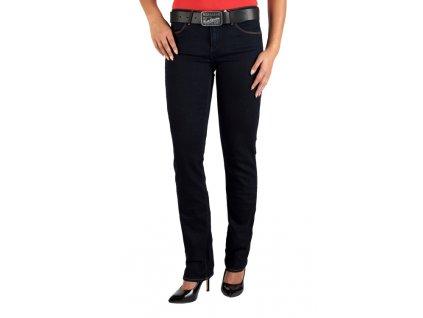 Dámské jeans WRANGLER W24SU452Y DREW NIGHT SKY (Velikost 27/34)