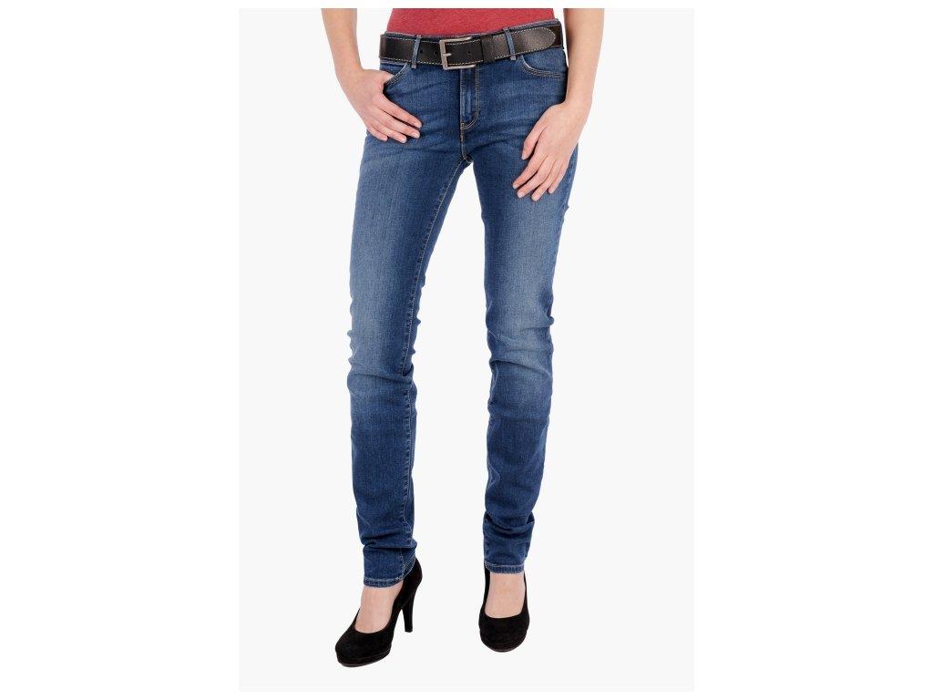 Dámské jeans WRANGLER W28LX785U SLIM AUTHENTIC BLUE (Veľkosť 27/30)