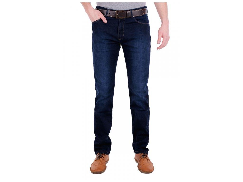 Pánske jeans WRANGLER W12OMU91O ARIZONA STRETCH BLUE STROKE (Veľkosť 32/30)