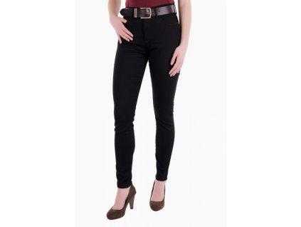 Dámske jeans WRANGLER W27HLX023 HIGH SKINNY RINSEWASH (Veľkosť 26/30)