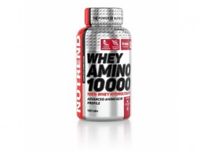 tablety Nutrend Whey Amino 10000 100tablet