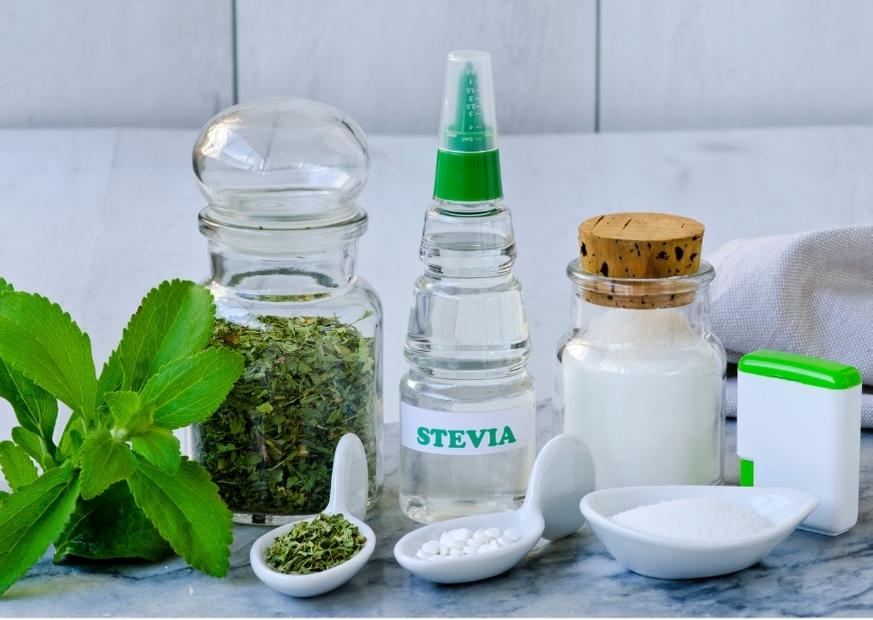 Stévia: prírodné sladidlo s množstvom zdravotných výhod