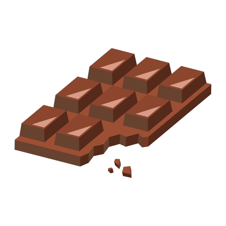 Čokolády bez cukru