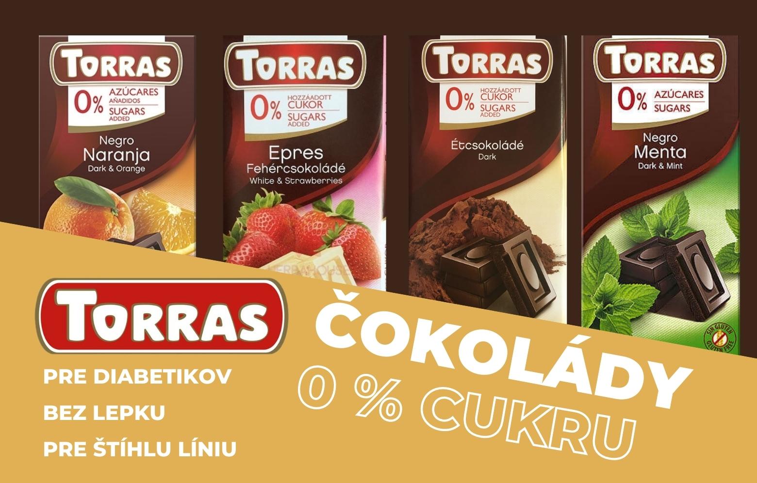 torras cokolady