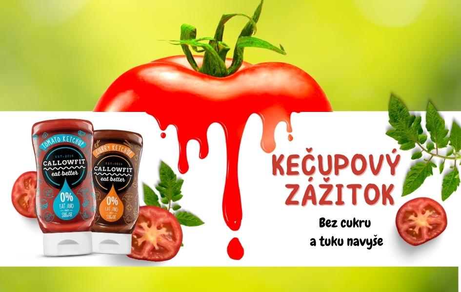 Kečupy callowfit