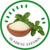 Sladene steviou