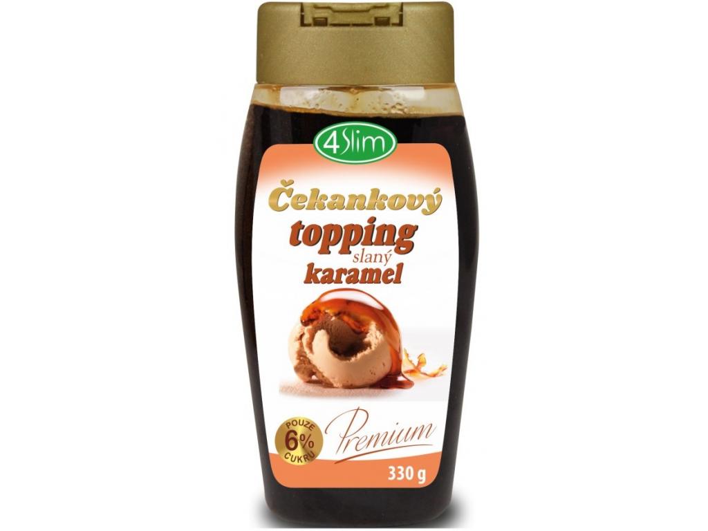 toping slaný karamel 330g