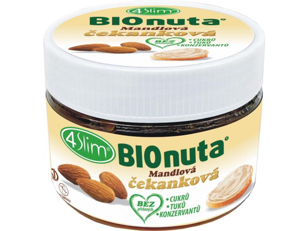bionuta mandlový cakankový krem