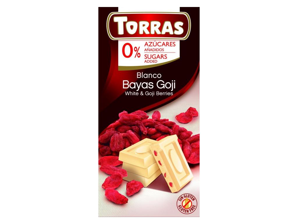torras goji