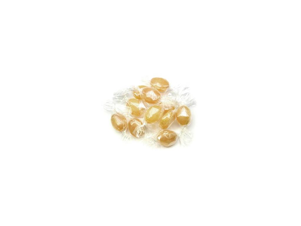 Zázvorové cukríky s pomarančovou príchuťou  (CZ)
