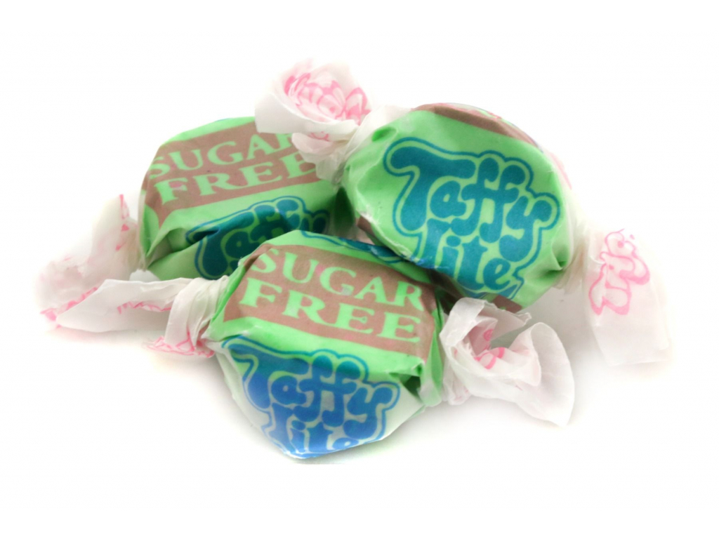 green apple salt water taffy sugar free lite