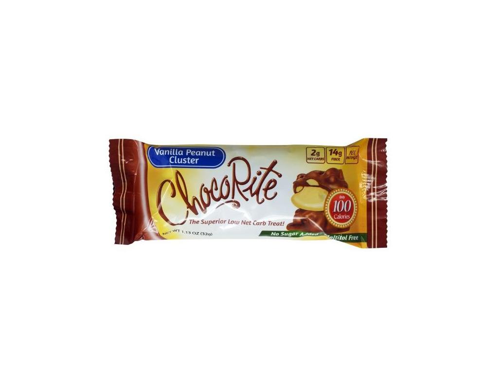 ChocoRite Vanilla Peanut Cluster Pkg 2