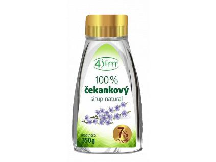 Cakankovy sirup natural 350g