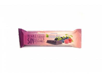 Torras tyčinka s lesným ovocím 0% cukru 35g