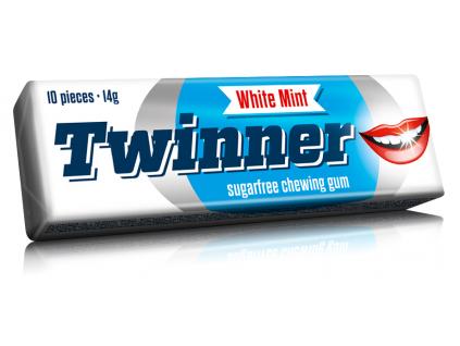 white mint 3d