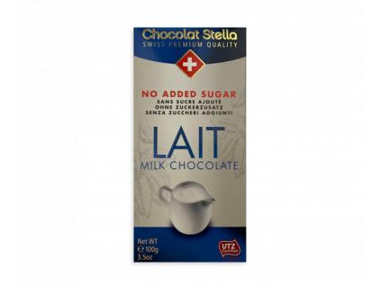 stella 31 mlecna cokolada bez prid cukru 100 g