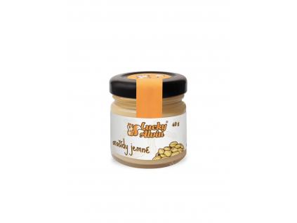 100% Arašidový krém jemný -  40g