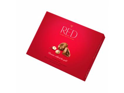 red bonboniera vyborna mlecna cokolada s liskovymi oriky se snienym obsahem kalorii bez pridaneho cukru 132 g 2355850 350x350 fit