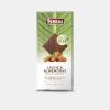 TORRAS Stévia Mliečna čokoláda - mandle bez cukru  125 g