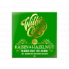 willie s cacao raisin hazelnut 100 horka cokolada bez cukru 50 g