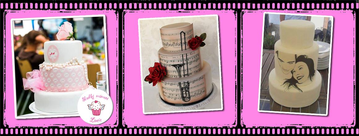 dorty s tiskem od nás