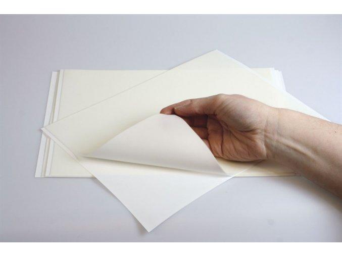 Cukrový list (Fondánový list) nepotištěný