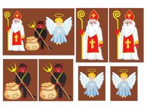 Milkuláš čert a anděl na perníčky (final)