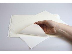 Cukrový list (Fondánový list)