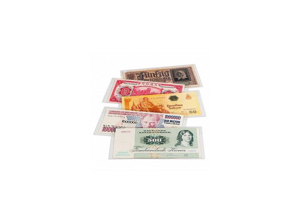 banknoten schutzhuellen basic 204 50er pack