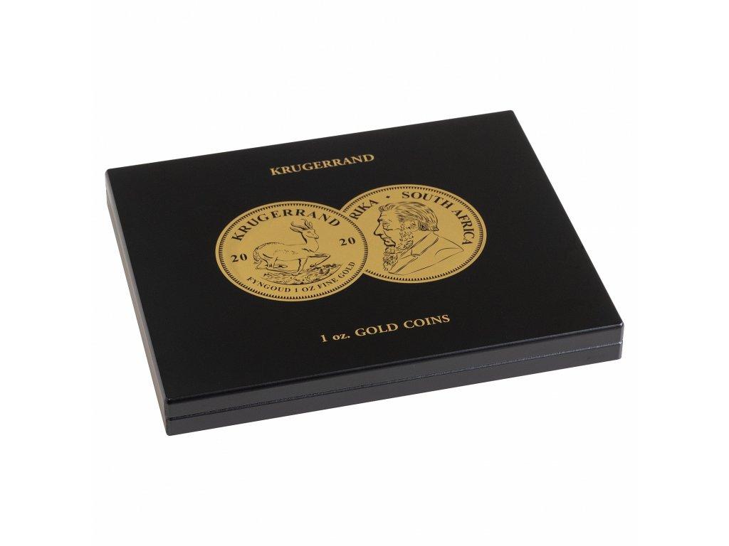 muenzkassette fuer 30 kruegerrand goldmuenzen 1 oz in kapseln