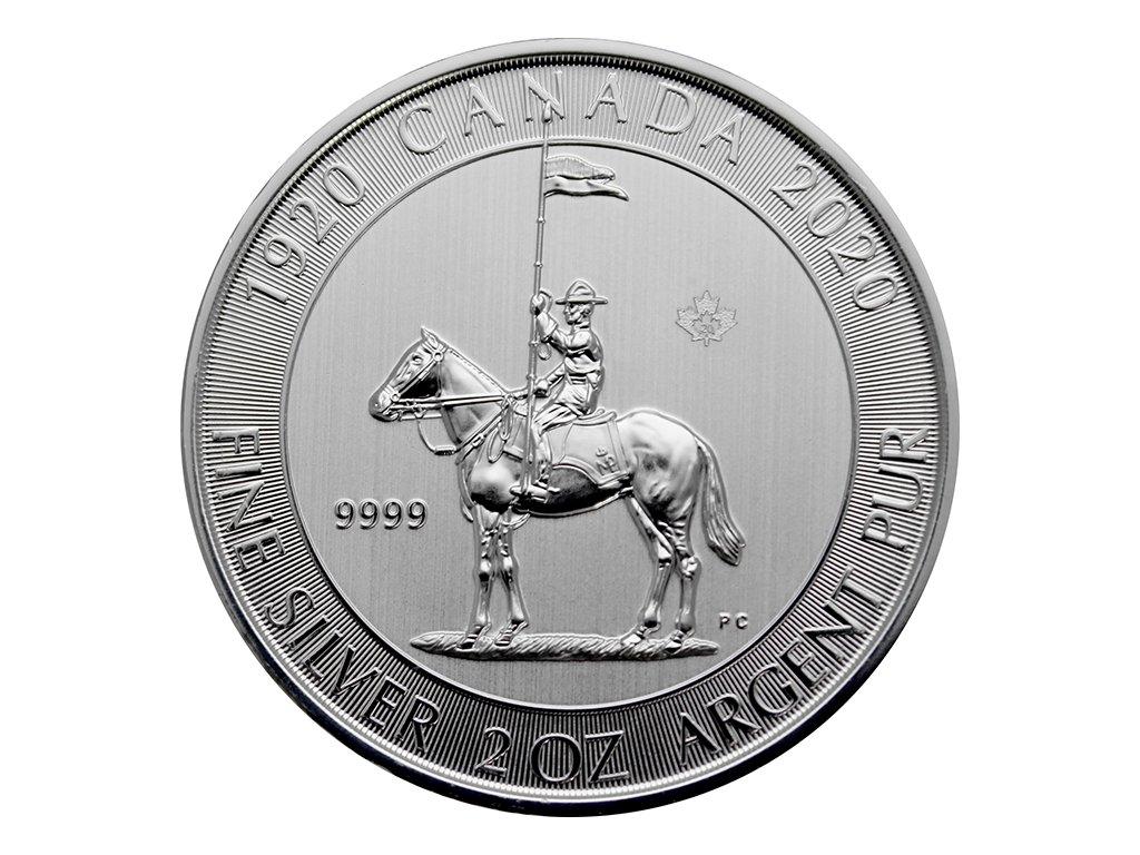 004813 stribrna investicni mince ramesses po zivote 2oz 2017 03