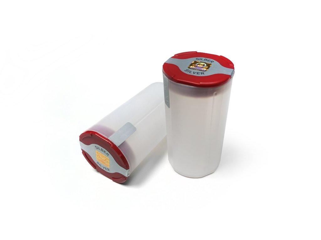 Tuba na stříbrné mince - různé druhy