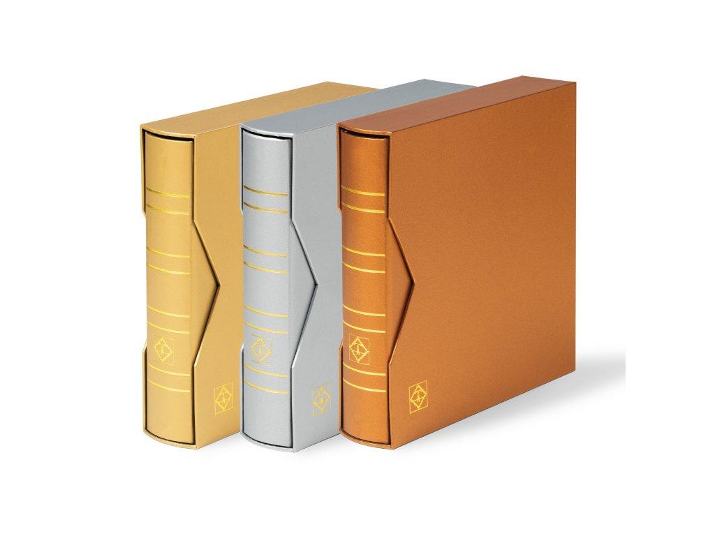 numis ringbinder metallic edition