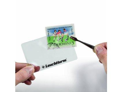 scheckkartenlupe visit mit 3 facher vergroesserung