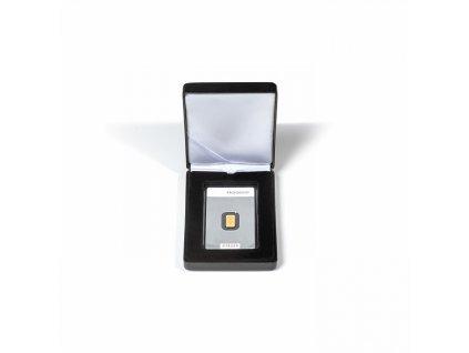 acryl muenzetui prisma fuer 1 quadrum muenzkapsel deckel transparent 5 4