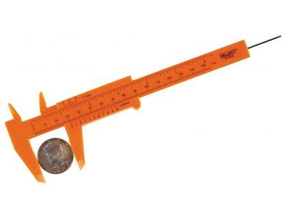 Posuvné měřítko Lindner, měrná jednotka 0,1 mm