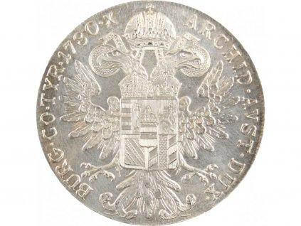 Stříbrný Tolar Marie Terezie (novoražba) - blistr