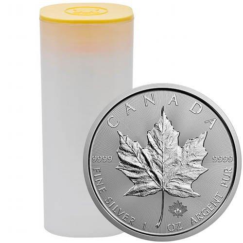 The Canadian Royal Mint Stříbrná investiční mince 1 Oz - Maple Leaf 2021 Tuba (25ks)