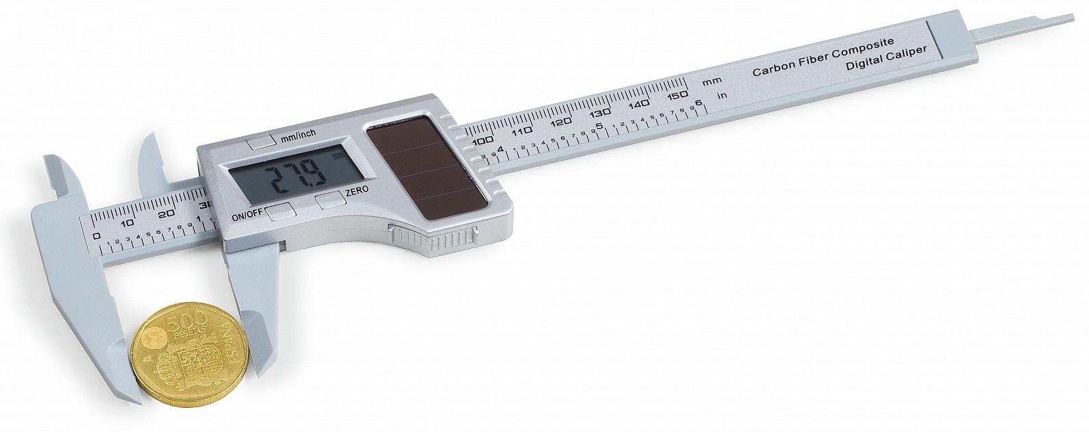 Digitální posuvné měřítko (šuplera)